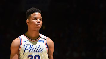 Trainer: 76ers' Fultz suffered from 'the yips'