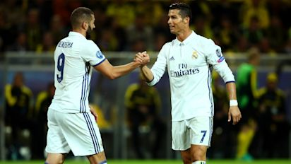 LaLiga: Benzema eyeing more titles with Madrid