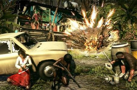 Dead Island Riptide is free to play on Steam this weekend