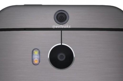 New HTC One dual-lens camera shown off in detailed leak