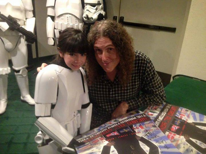 """<p>Layla is an 8-year-old girl who was bullied for liking """"Star Wars."""" When an organized fan group known as the 501st Legion heard her story, its members knew they had to help. The organization sent her a Stormtrooper suit that had been passed down by two girls who had also been ridiculed for liking """"Star Wars."""" (Photo: <a href=""""https://www.facebook.com/The501stLegion/photos/a.164650034751.117031.17637574751/10153566883249752/?type=1&theater"""" rel=""""nofollow noopener"""" target=""""_blank"""" data-ylk=""""slk:Facebook"""" class=""""link rapid-noclick-resp"""">Facebook</a>)</p>"""