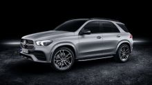2020 Mercedes-Benz GLE 580 with a V8 and hybrid assist revealed