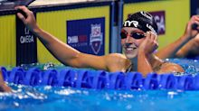 Katie Ledecky Primed for More History at Tokyo Olympics