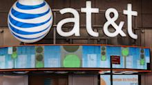 AT&T falls short on Q1 estimates