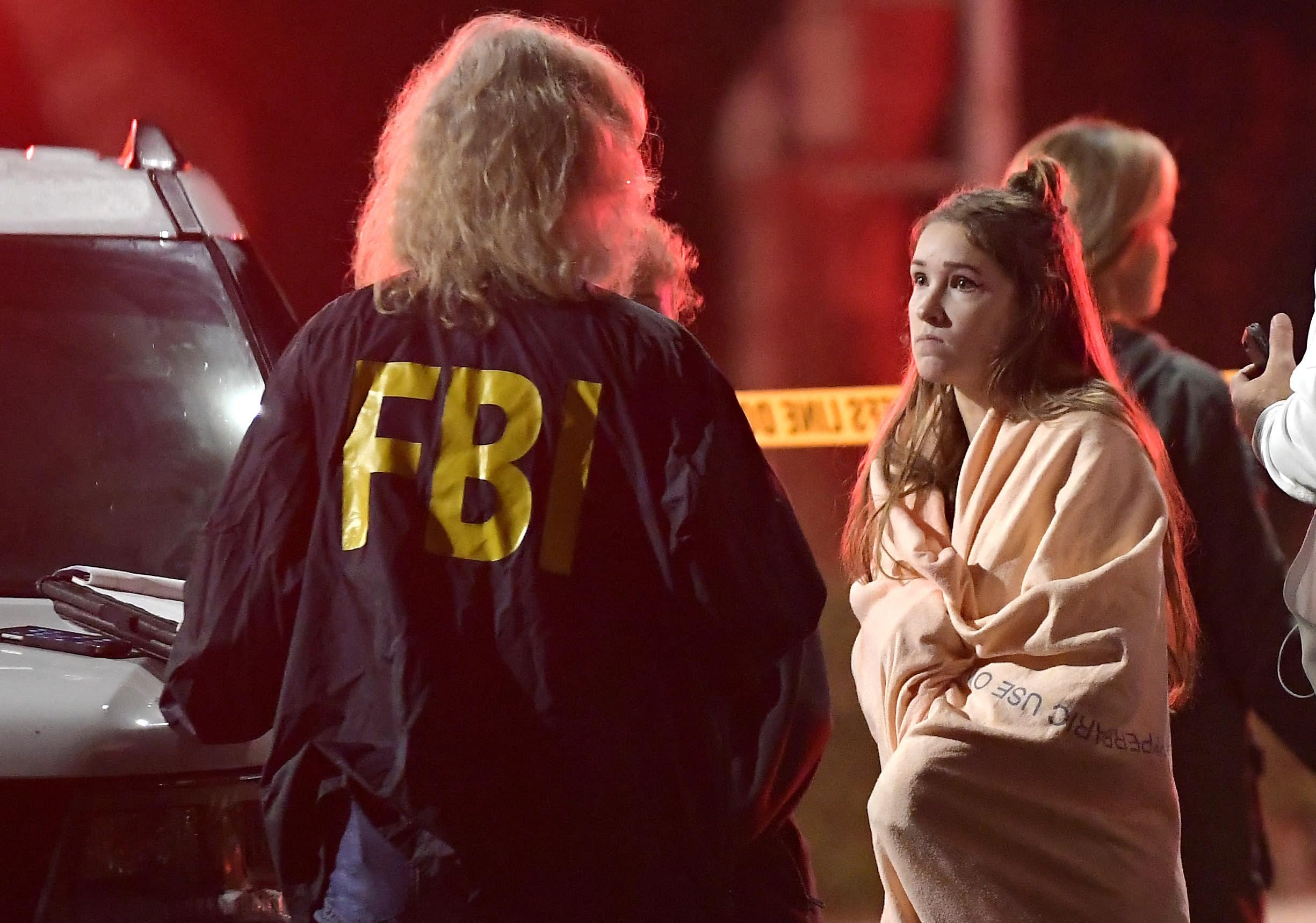 13 dead including gunman in shooting at California bar
