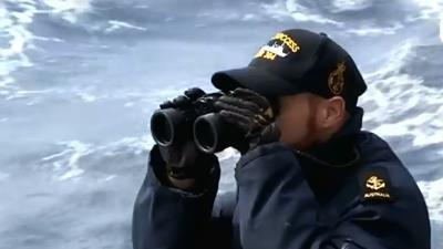 Objects Seen in Jet Search Are Fishing Equipment