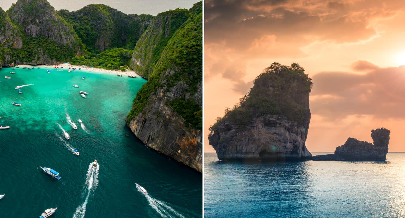 British backpacker raped on popular Thai holiday island