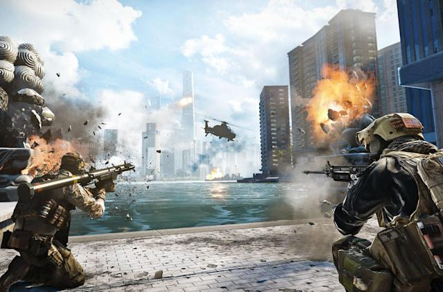 Get ready for the new 'Battlefield' game with free DLC