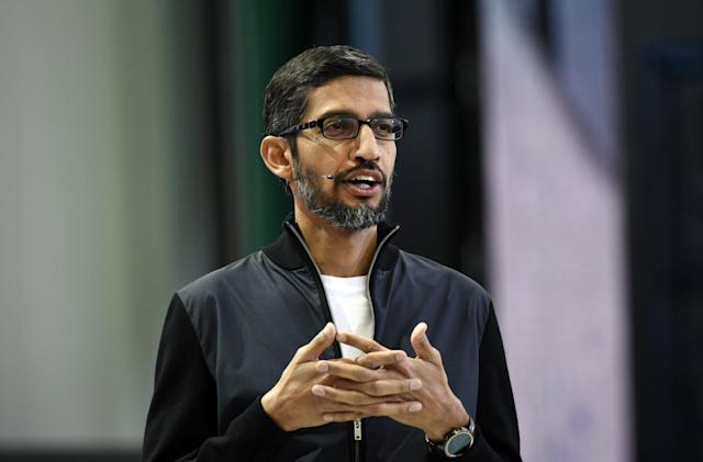 Google cancels all-hands meeting due to safety concerns