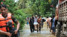 Sobe para 357 número de mortos por inundações na Índia