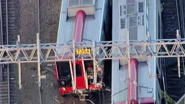 Metro North mess all week after collision