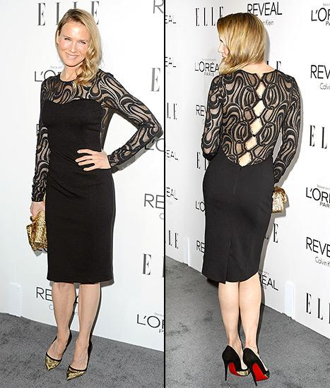 Stunning And Surprising New Looks: Renee Zellweger Returns To The Red Carpet With A Stunning