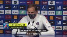 Tuchel geht von Thiago-Silva-Abgang aus