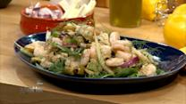 Chef Kristin Sollenne Makes An Italian Mixed Seafood Salad