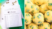Two lottery winners may not know they're $5m richer