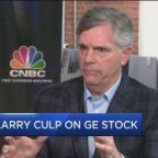 General Electric's Culp: No higher priority than bringing...