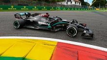 F1 Belgian GP qualifying: Hamilton smashes lap record to head Mercedes 1-2