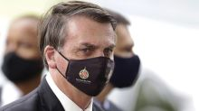 Bolsonaro tests positive for virus again