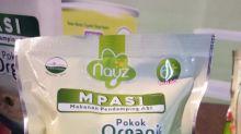 Nayz Luncurkan Produk MPASI Organik Pertama di Indonesia