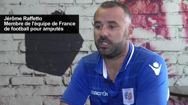 Foot j r me raffetto amput pr pare sa 1 re coupe du monde vid o - 1ere coupe du monde de foot ...