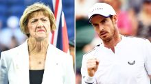 'Not what we stand for': Andy Murray takes latest shot at Margaret Court