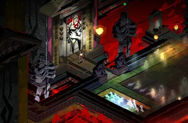 'Hades' on Nintendo Switch can transfer saved games to and from PC