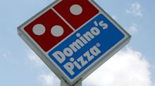 Family won't stand for 'stone cold' Dominos delivery pizza, stages protest inside store