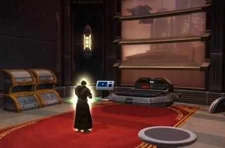 Take a tour of Star Wars: The Old Republic's Coruscant Skyrise