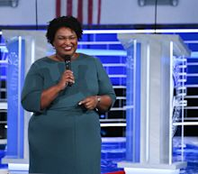 Stacey Abrams trends after Georgia governor said he didn't know about asymptomatic spread