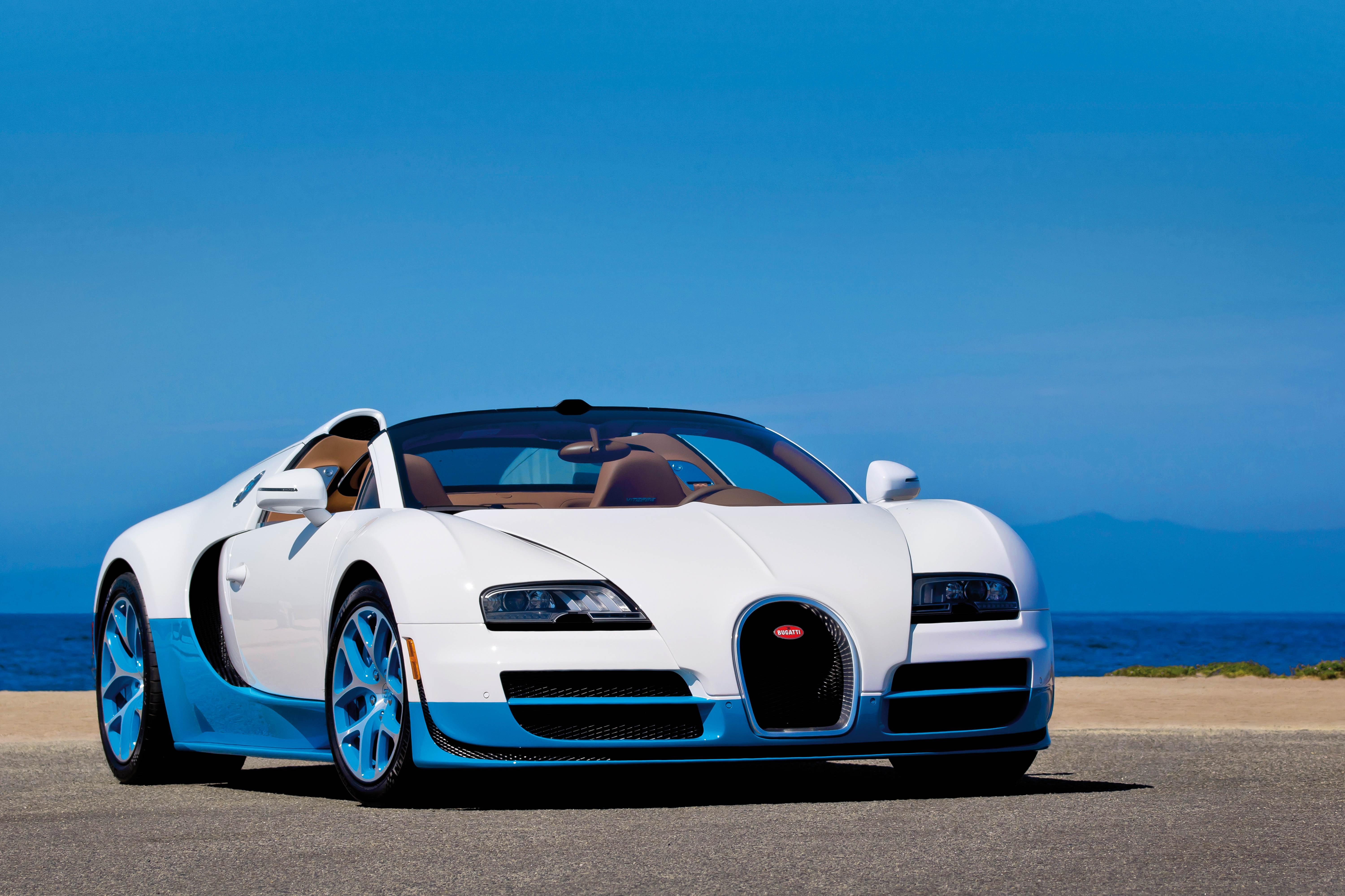 450th and final Bugatti Veyron to bow in Geneva