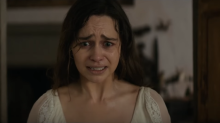 Game of Thrones' Emilia Clarke stars in trailer for supernatural horror Voice from the Stone