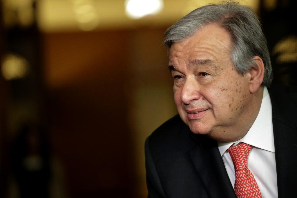 Former Portuguese prime minister Antonio Guterres will be the first former head of government to become UN chief