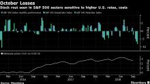 U.S. Stocks Fall as Dollar Gains; FANG Boosts Tech: Markets Wrap
