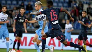 Lazio-Bologna 3-3: Milinkovic-Savic evita il ko ai biancocelesti