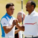 Rickie Fowler on Tiger Woods' return to the golf course and his 'competitive' girlfriend