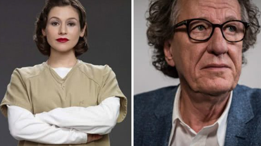 Australian actress makes explosive allegations against Geoffrey Rush