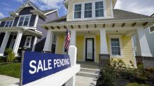 Pending home sales fall in the first month of the year
