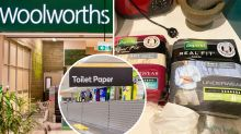 Woolies shoppers lose it over bizarre toilet paper substitution