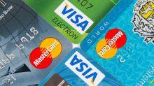 Visa, Mastercard Beat On Holiday Shopping; Visa Shares Fall