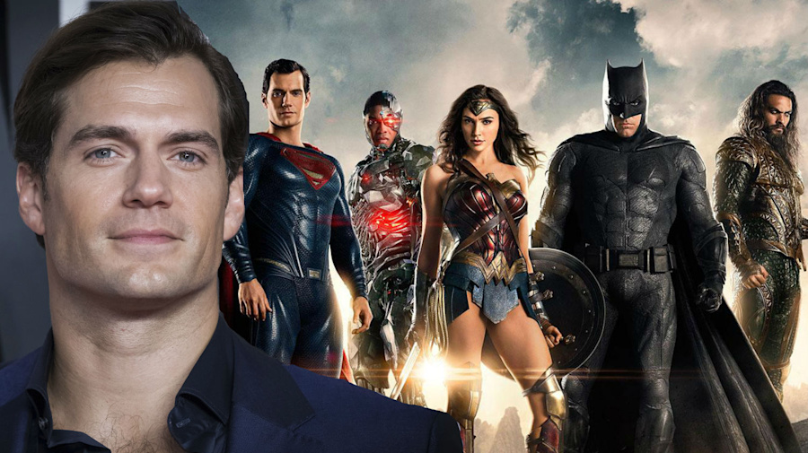 Cavill: A Snyder cut of 'Justice League' won't 'make any difference' (exclusive)