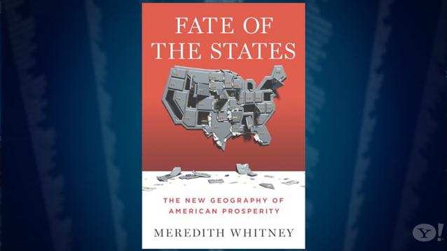 Meredith Whitney's Worst States for Business and Growth