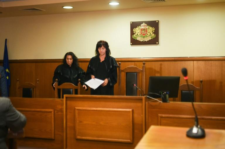 "Sofia's Specialised Criminal Court sentenced the two men identified as the bomber's accomplices to ""life in jail without parole"""