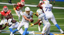 Chargers seek balance vs. Panthers, Teddy Bridgewater