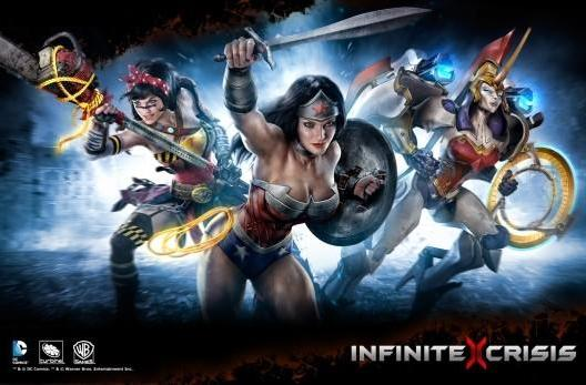 PAX Prime 2013: A doomsday strike to the heart of Infinite Crisis