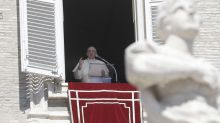 "Pope: Gossiping is ""plague worse than COVID"""