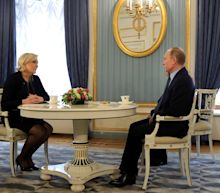 Will Vladimir Putin Endorse French Presidential Candidate Marine Le Pen?