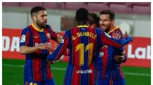 Barcelona Jumps Real Madrid to Go Top of Forbes' Most Valuable Club List