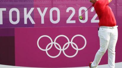 JO - Golf (H) - Sepp Straka mène le tournoi olympique à Tokyo, le jeu suspendu