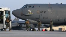 B-52s again fly over Mideast in US military warning to Iran