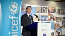 UNICEF number two resigns after complaints of inappropriate behavior